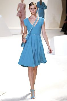 Elie Saab - Spring Summer 2013 Ready-To-Wear - Shows - Vogue.it