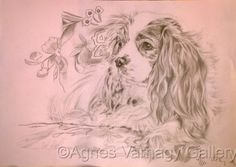 Puppy by Agnes Varnagy Gallery