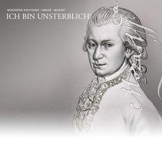 Silbermünze Mozart: Der Mythos Wiener Philharmoniker, Statue, Draw, To Draw, Sketch, Sculpture, Tekenen, Drawings, Sculptures