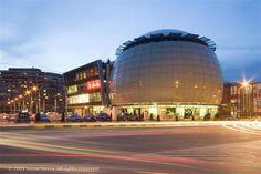 River Plaza Mall in Romanian city Ramnicu Valcea