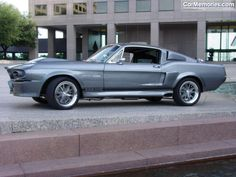 Eleanor- gone in 60 seconds- 1967 Shelby GT 500 Mustang