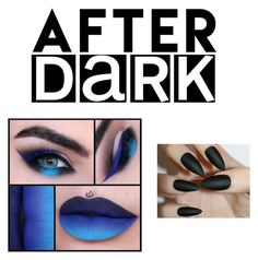 """""""#afterdark"""" by sophiastyle007 ❤ liked on Polyvore featuring beauty"""