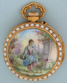 Bogoff Antique Pocket Watches #5520
