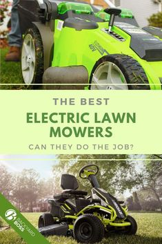 Looking for a new mower this season? If you haven't already considered going electric, 2021 could be the year that you go from expensive gasoline-powered mowers to a no-maintenance and easy-to-use electric mower a cut above the rest.