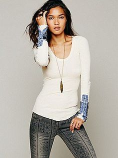 love the sleeves
