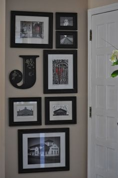 Fiddle Dee Dee: Creating an Entry-Way