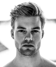 Hairstyles For Mens Fascinating Top 50 Best Short Haircuts For Men  Frame Your Jawline  Pinterest