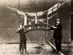 """War Kite"" by Samuel Franklin Cody"