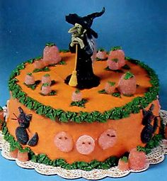 Witch Cake Photo:  This Photo was uploaded by sbclark. Find other Witch Cake pictures and photos or upload your own with Photobucket free image and video...