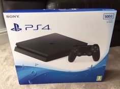 Brand New PS4 Slim Console 500GB For Sale