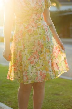 Ladylike Clothes - Floral and Flowers | Finding Femme