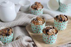 Muffins Complets pour le Petit-Déjeuner « Mango and Salt