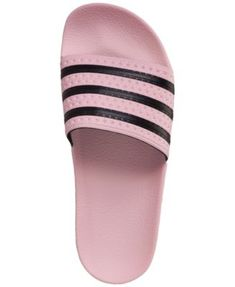 adidas Women's Adilette Slide Sandals from Finish Line - Pink 9 Perfume Hermes, Luxury Gifts, Mens Gift Sets, Mother Day Gifts, Slide Sandals, Adidas Women, Fragrances, Women's Shoes, Pink