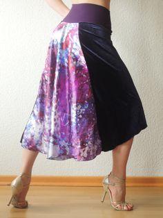 Purple Tango Skirt