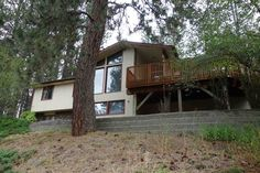 Great home in a private, secluded area near Spokane