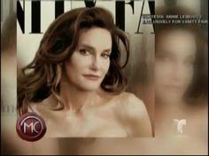 Reacciones Del Cambio De Sexo De Bruce Jenner Y Su Sesión De Fotos Ahora Como 'Caitlyn' #Video