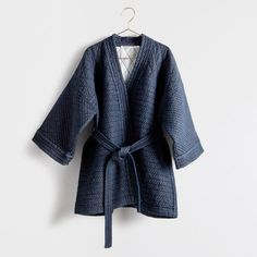 Kimono Denim - Vrouw - Homewear & shoes | Zara Home Netherlands