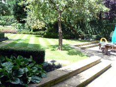 Hampstead Garden Suburb, Garden Garden Design, Sidewalk, Plants, Side Walkway, Walkway, Landscape Designs, Plant, Walkways, Planets