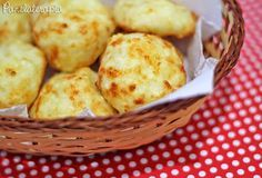 PANELATERAPIA - Blog de Culinária, Gastronomia e Receitas: Pãozinho de Tapioca