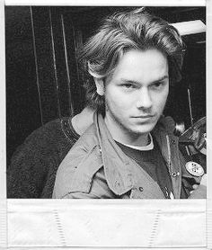 """I don't care if people call me a goody-goody nature boy. They can shove it up their ass. The world's falling in on them. They're just gonna be blind ducklings."" ~River Phoenix, in a ""rare outburst"""