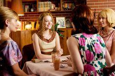 The Help - Stepford Wives vs. Emma Stone's neutrals.
