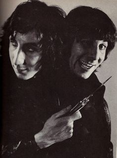 Pete and Keith