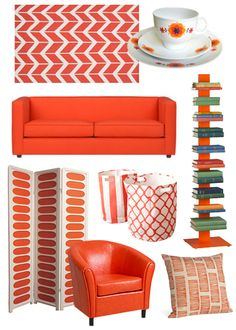 Orange home | How About Orange