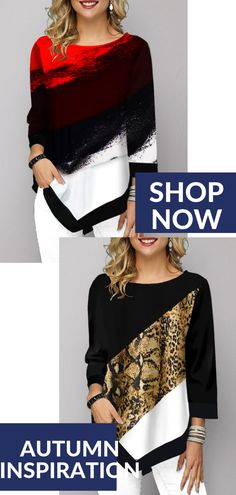 Shop Womens Fashion Tops, Blouses, T Shirts, Knitwear Online Fall Outfits, Cute Outfits, Royal Blue Blouse, Womens Trendy Tops, African Fashion Dresses, Red Blouses, Blouse Styles, Cute Tops, Casual Tops