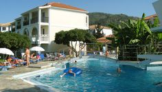 Lejligheder Porto Iliessa i Grækenland. Se mere på www.bravotours.dk @Bravo Tours #BravoTours #Travel