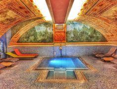 Beautiful #spa at @byblos.art.hotel  #arthotel #verona #wellness by daiana_lorenzato