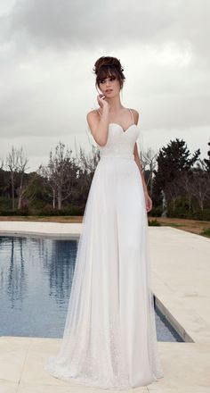 b8f03f49f90 We re blown away by these amazing beach wedding dresses from top-notch  designers
