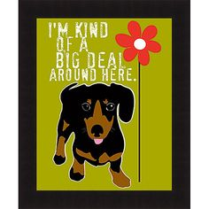 Pet lovers are sure to delight in this hilarious framed dog print. Each image is individually produced and uniquely different. The print has been dry mounted on to hardboard which helps keep the image flat and is coated in a clear resin.