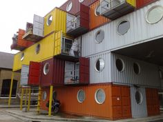 The Town Where the Homeless Live in Shipping Containers | HubPages
