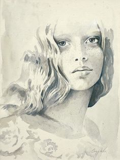 Watercolor - Maria Szypluk