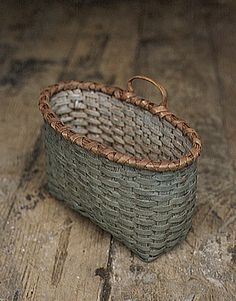 Jonathan Kline, Basketmaker - Country Living