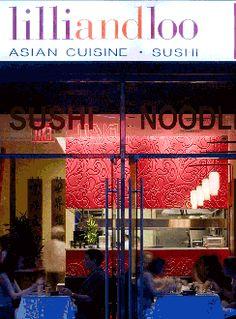 lilliandloo ~Asian cuisine. 792 Lexington Avenue  New York, NY 10021