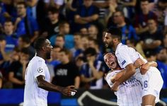 Champions League: Mahrez leads Leicester over Brugge
