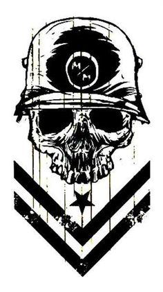 "METAL MULISHA Red Targt Skull Helmet Skate Sticker 4/"" motocross skateboard decal"