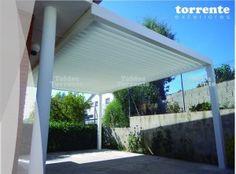 Pergola bioclimatica AL10 by Toldos Torrente