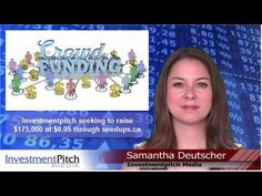 InvestmentPitch Media seeking to raise $175,000 at $0.05 through seedups.ca