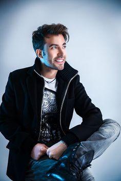 Singer Arsenie Todiras, also known as Arsenium