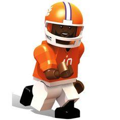 1ba0fdea0ef Andre Branch Clemson Tigers OYO Sports College Minifigure. Oklahoma State  UniversityOklahoma State CowboysDez BryantCowboys ...
