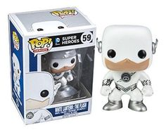 Funko Pop! White Lantern: The Flash # 59 Vinyl Figure RARE New Mint in Collectibles, Pinbacks, Bobbles, Lunchboxes, Bobbleheads, Nodders | eBay
