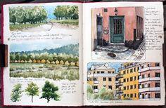 Nina Johanssen...love the layout and variety