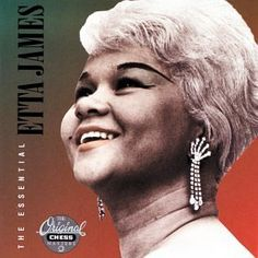 My favorite Etta James tunes are the classic I'd Rather Go Blind and the equally glorious Almost Persuaded.