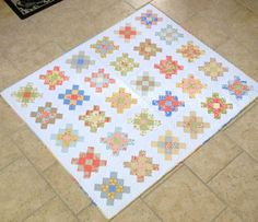 Craft Sew Create: Granny Squares Quilt