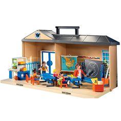 "Playmobil Take Along School - Playmobil - Toys ""R"" Us"