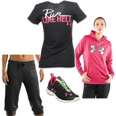 under armour I like everything except the shoes