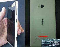 New Nokia 820?
