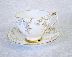 teacups by Carolyn on Etsy